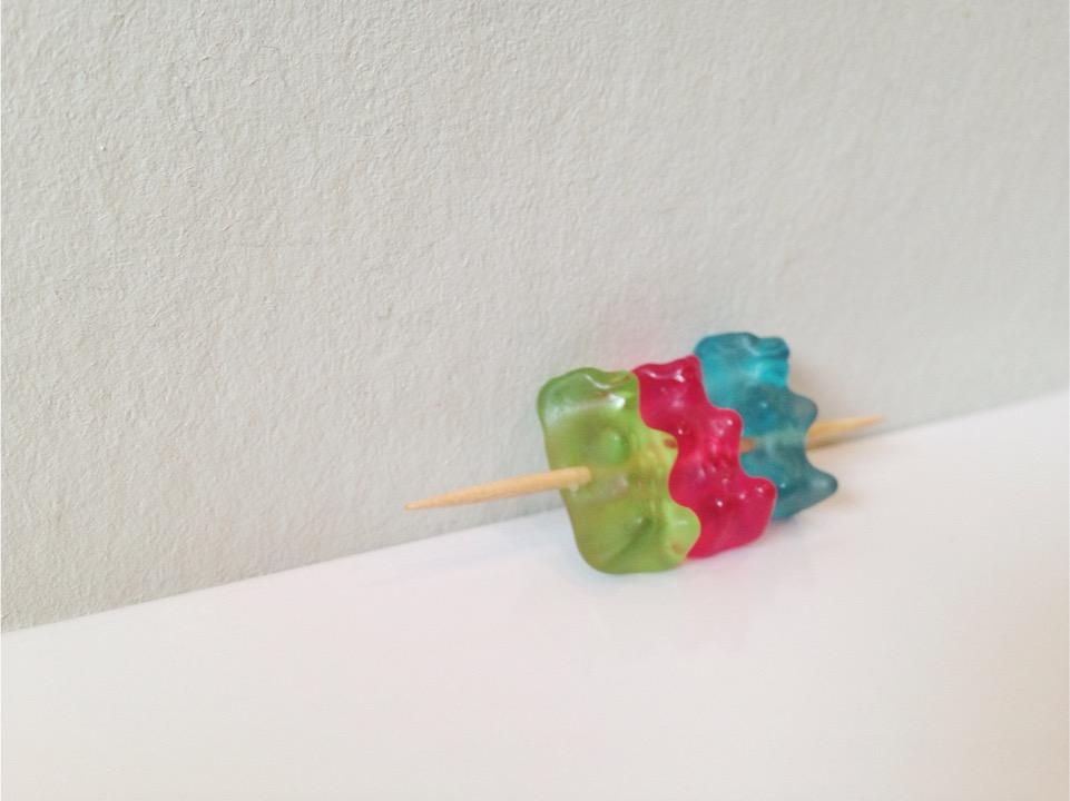 Gummibärchen Cupcakes
