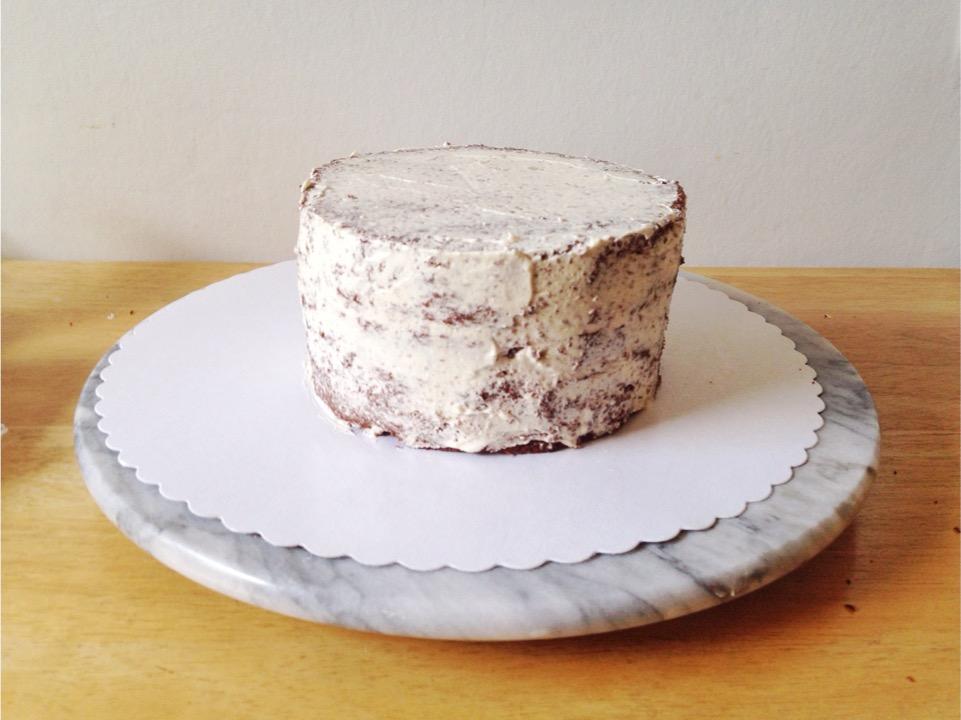 Ombre Kuchen Buttercreme