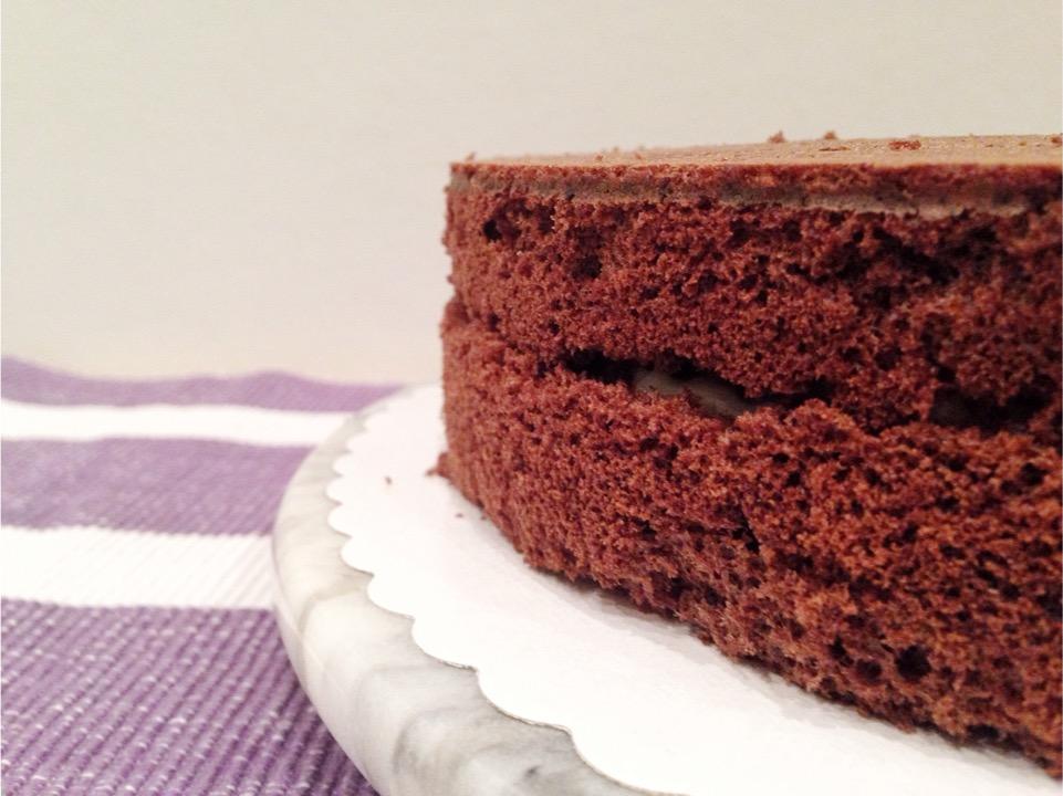 Puddingtorte Schokolade