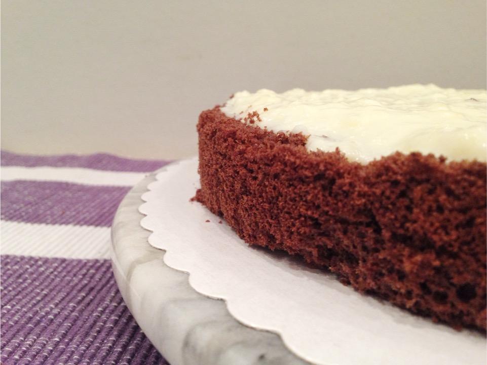 Puddingtorte Vanille