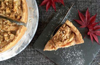 Happy Herbst: Apfel-Walnuss-Tarte zur Einstimmung auf die kalte Jahreszeit