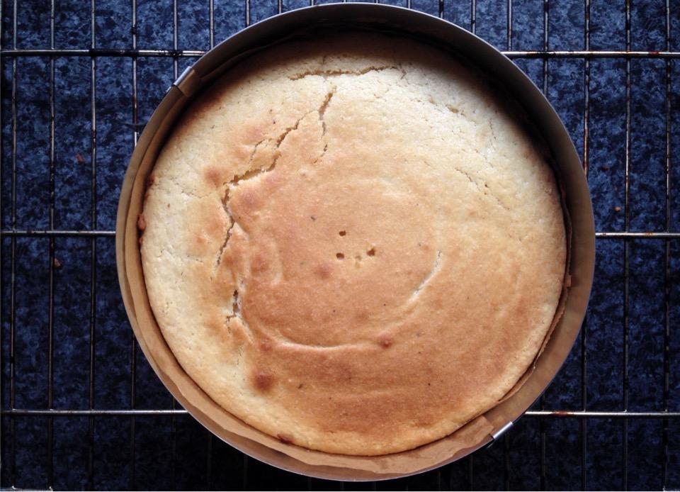 Mandelkuchen Teig