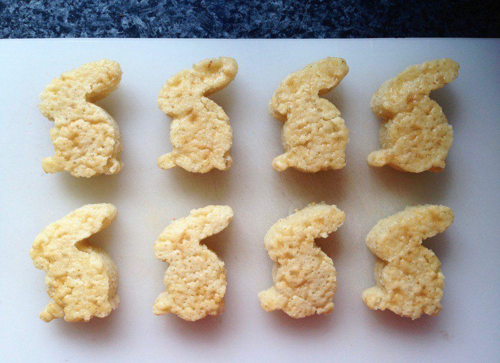 Osterhasen-Kuchen Hasenausstecher