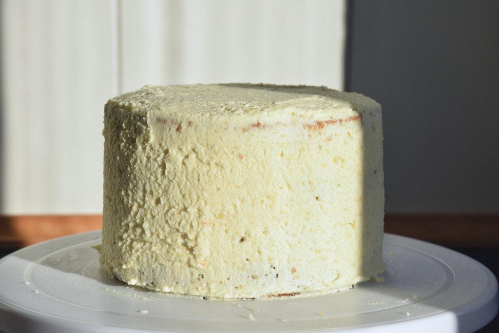 Raffaello-Torte Schritt 4