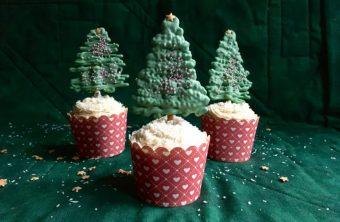 Ein Wald voller Weihnachtsmuffins: Rezept für das sonntägliche Adventsbacken