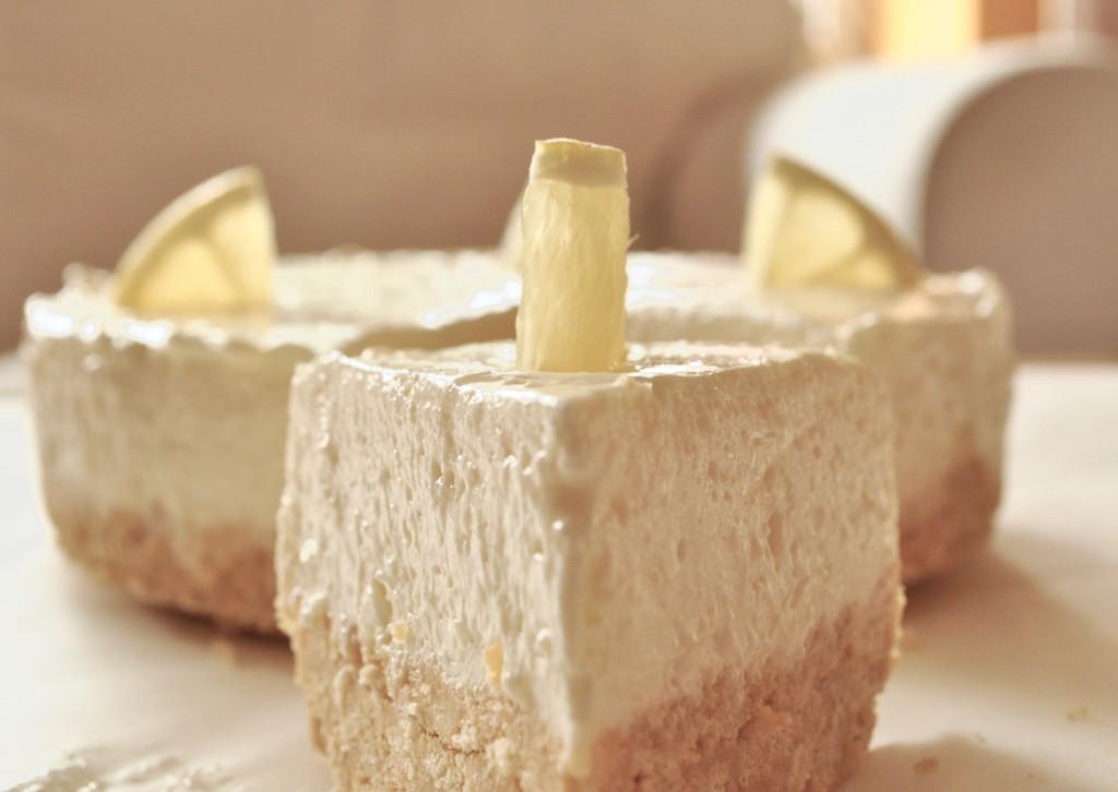 Zitronen Philadelphia Torte Rezept Mit Bildanleitung